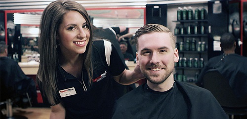 Sport Clips Haircuts of Knoxville - Halls/Powell ​ stylist hair cut